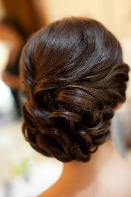 19 Hairstyles for Brides_3