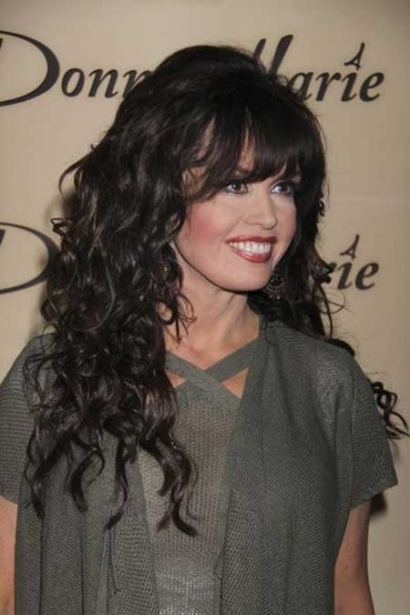 25 Best Curly Hairstyles Hairstyles And Haircuts