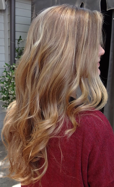24 Pretty and Lovely Blonde Hairstyles_18