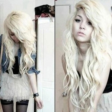 24 Pretty and Lovely Blonde Hairstyles_9