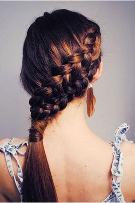 25 Hair Braid Ideas_3