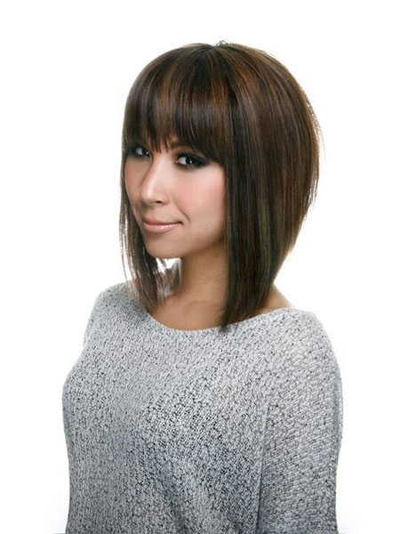 25 Hairstyles For Long Bob_2