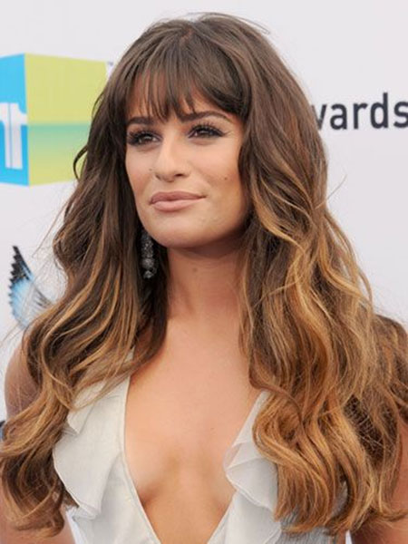 25 Top Lovely Bangs