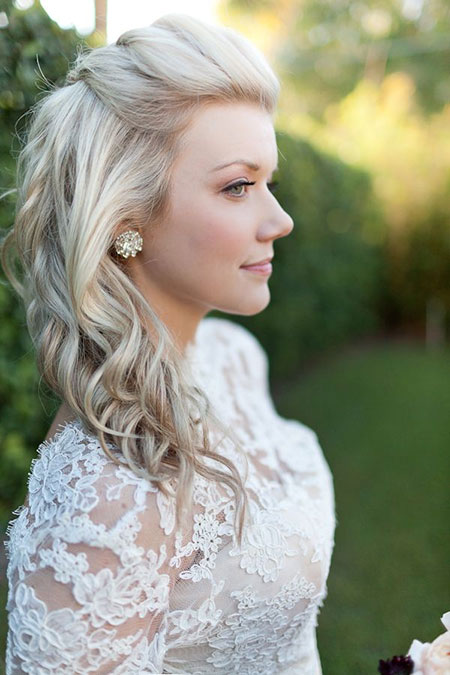 29 Cutest Wedding Hairstyles_10