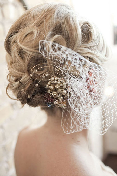 29 Cutest Wedding Hairstyles_11