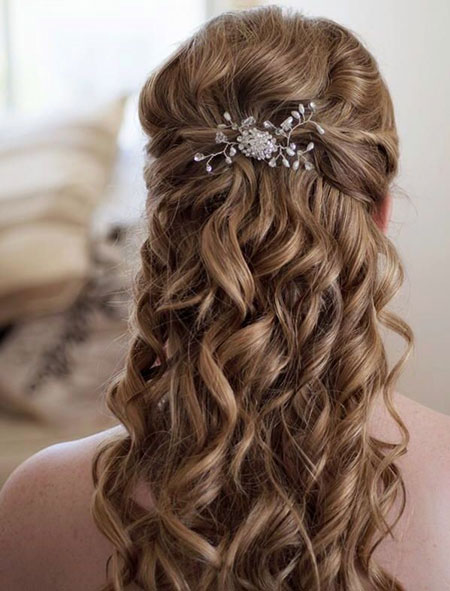 29 Cutest Wedding Hairstyles_12