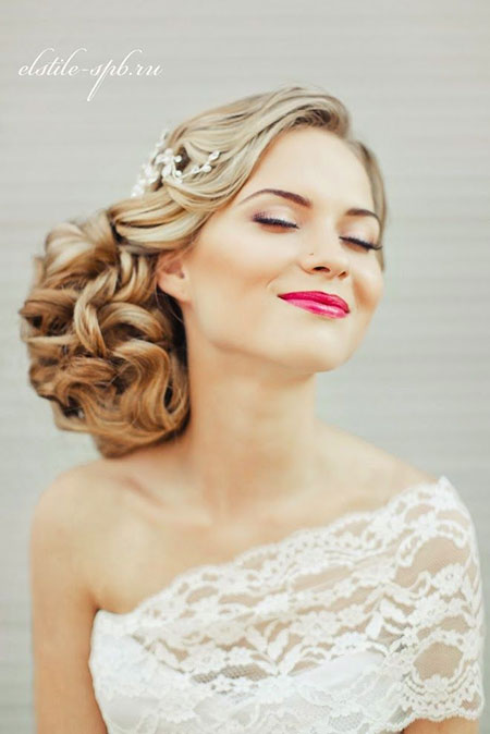 29 Cutest Wedding Hairstyles_13