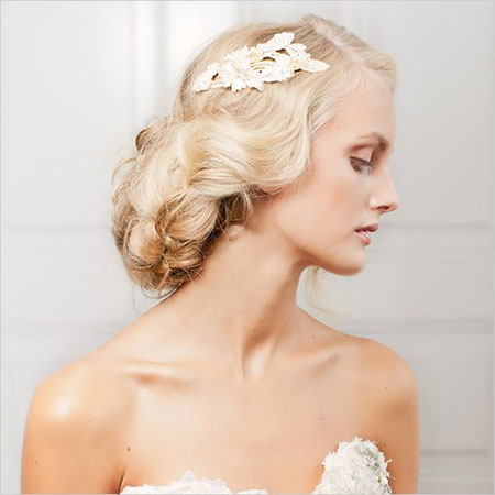 29 Cutest Wedding Hairstyles_14