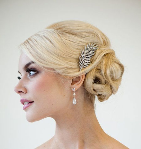 29 Cutest Wedding Hairstyles_15