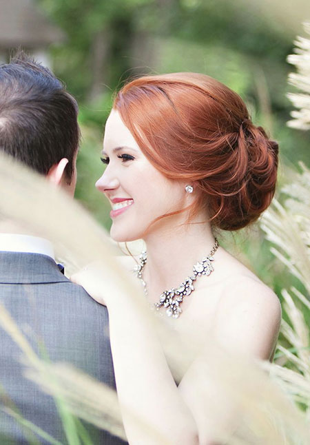 29 Cutest Wedding Hairstyles_18