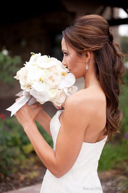29 Cutest Wedding Hairstyles_23