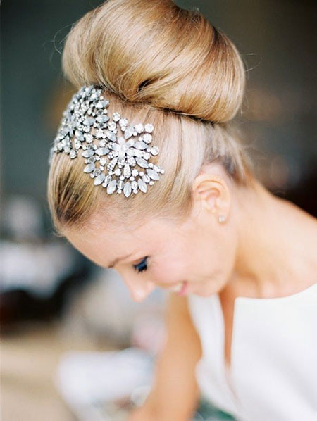 29 Cutest Wedding Hairstyles_5
