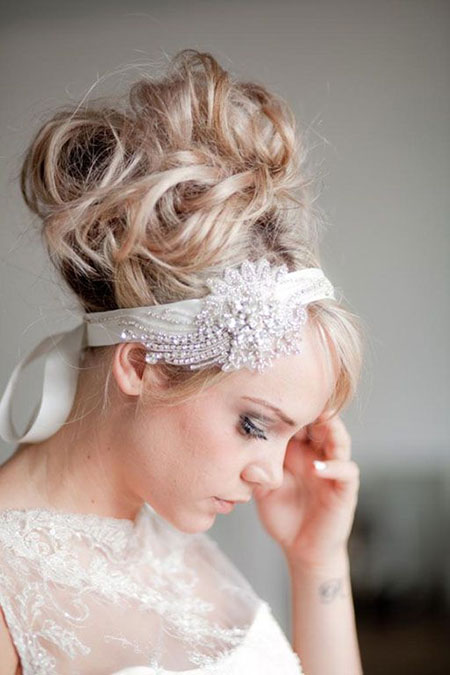 29 Cutest Wedding Hairstyles_9