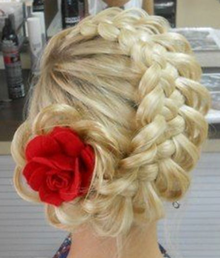 Braids for Long Hair Images