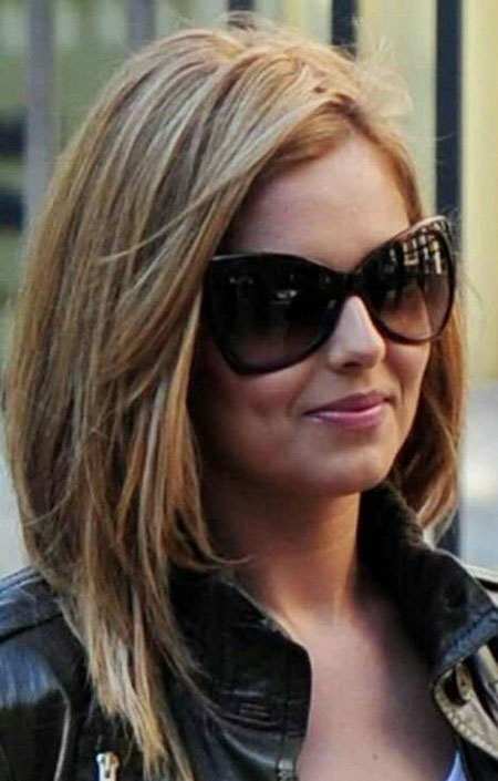Cheryl Cole Light Colored Hair