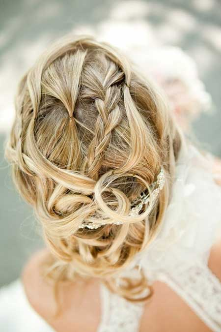 15 Bridal Hair Ideas