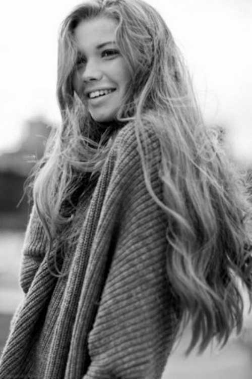 Beautiful Long Hairstyles