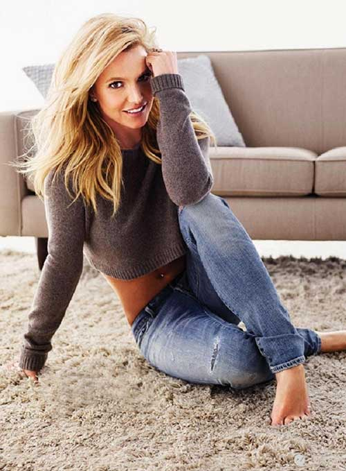 Britney Spears Women's Hairstyles