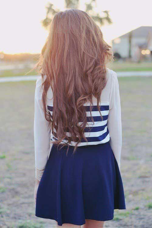 Cute Long Hairstyle
