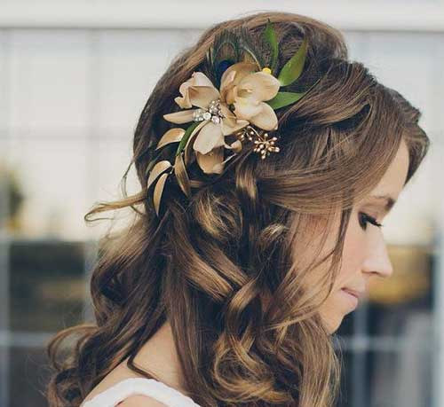 10+ Latest Party Hairstyles