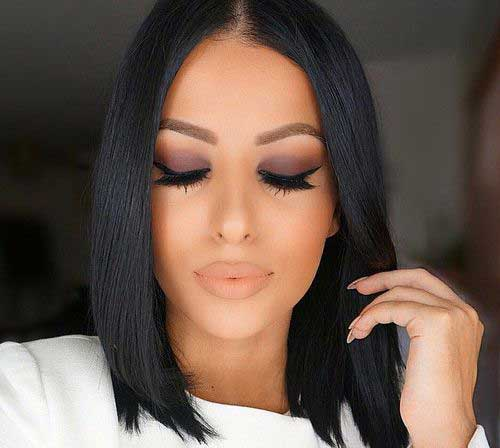 15+ Black Color Hairstyles