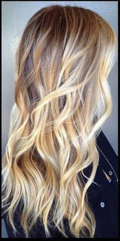 Blondie Ombre Hair for Girls