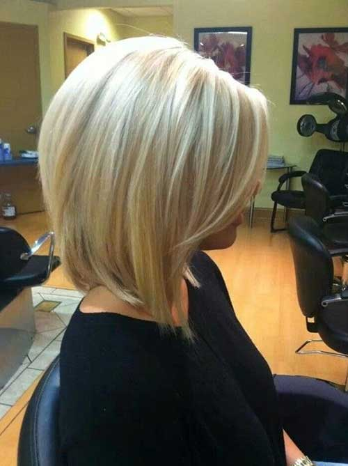 Trendy Medium Length Bob Haircuts
