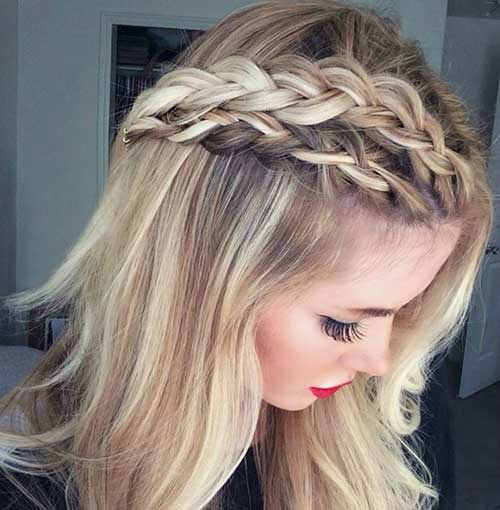 Braid for Long Hairstyles
