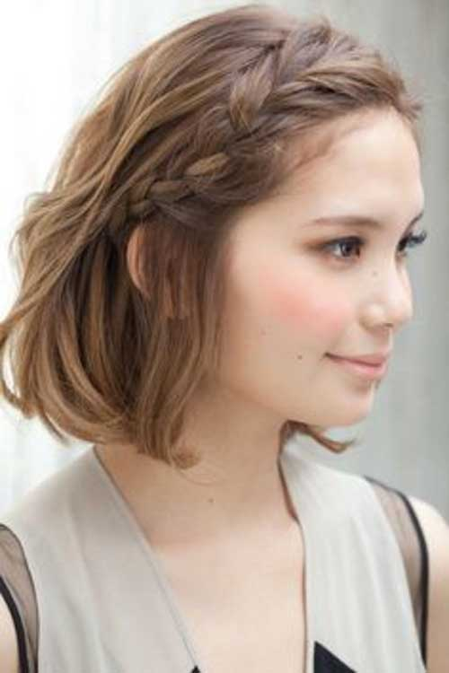 Short Hair Braids