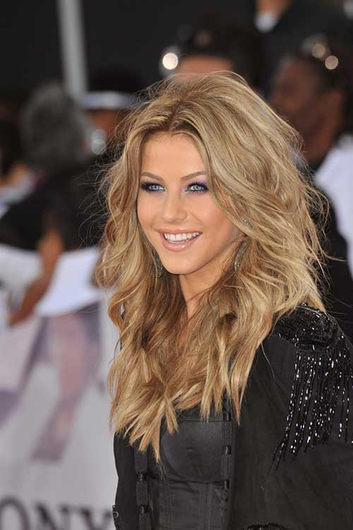 Dark Blonde Hairstyle