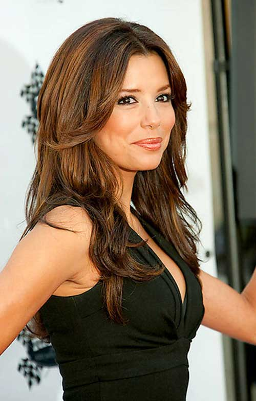 25 Celebrity Hair Cuts Hairstyles And Haircuts Lovely