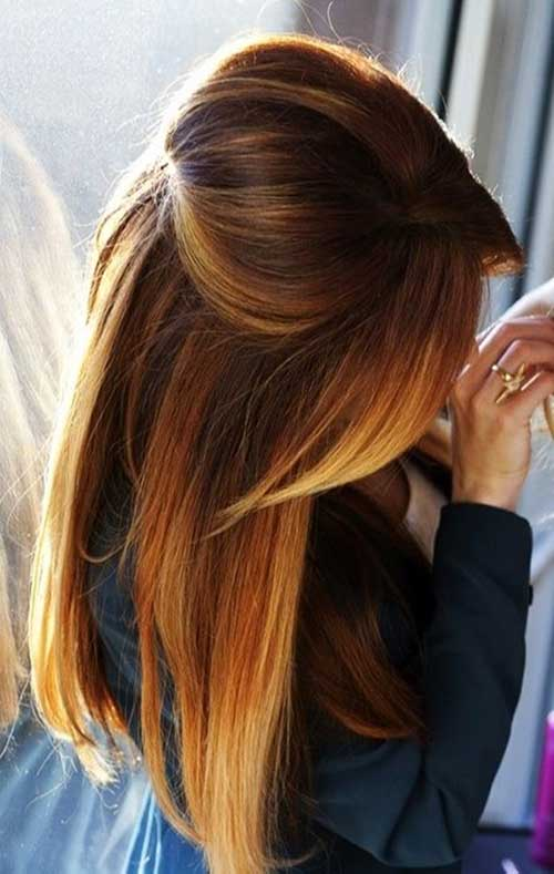 Hairstyles Color Ombre