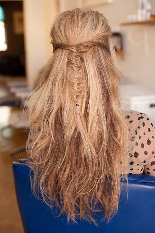 Hairdos for Long Hair Braids Style