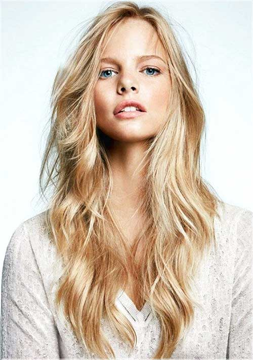 Long Layered Hairstyles for Women
