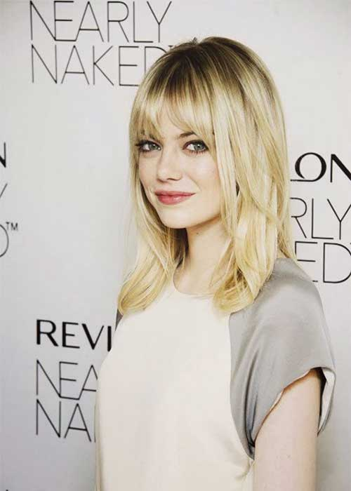 Medium Length Hairstyles 2014-2015