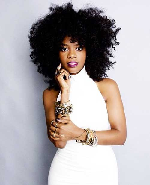 Naturally Curls Hairstyles