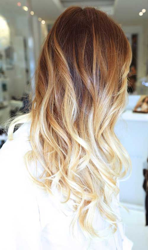25 Best Ombre Hair Color Hairstyles And Haircuts