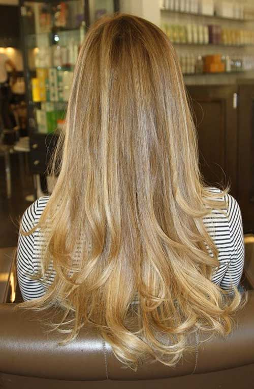 Subtle Ombre Hairstyles