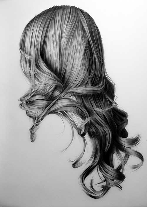 Wave Idea for Long Hair