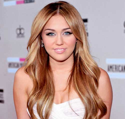 10+ Miley Cyrus Long Straight Hair