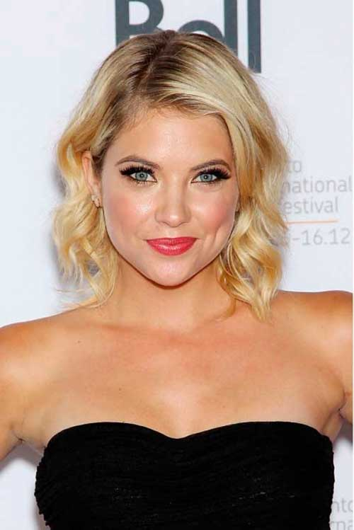 Ashley Benson Short Medium Hair
