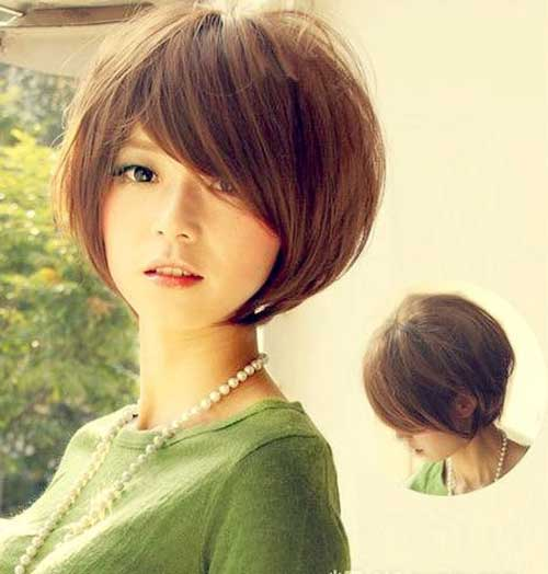 Asian Cute Hairstyles Women