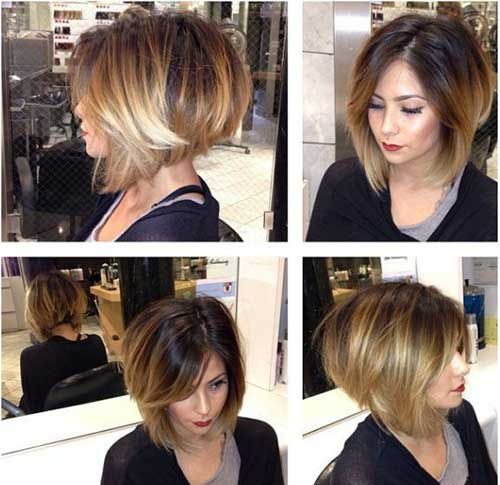 Lovely Balayage and Ombre Highlights