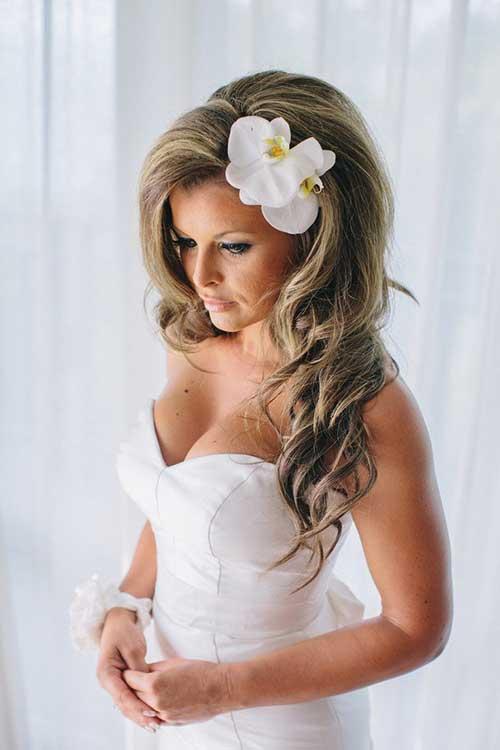 Best Beach Wedding Hairstyles Photos