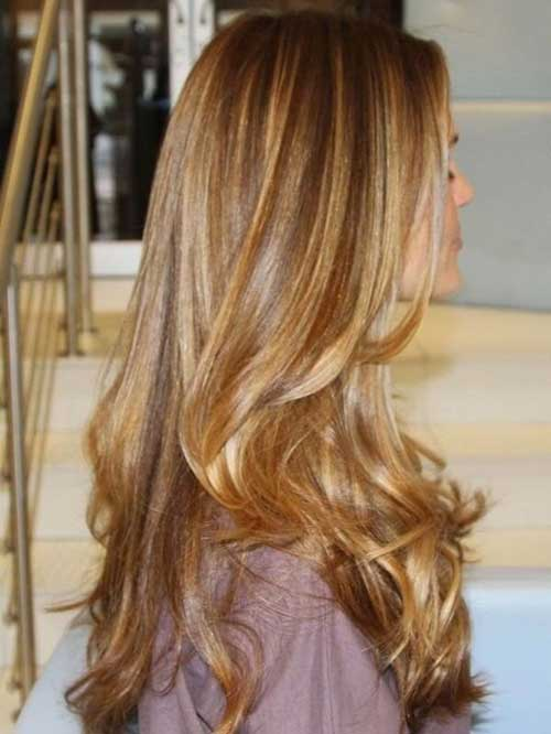 40 Blonde And Dark Brown Hair Color Ideas Hairstyles And Haircuts