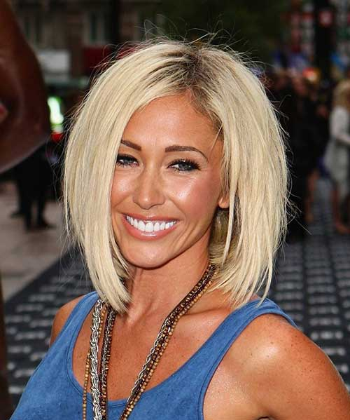 Best Medium Bob and Lob Hairstyles