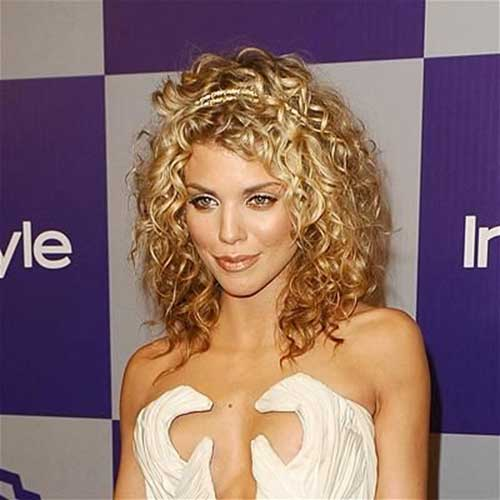 35 Long Layered Curly Hair Hairstyles And Haircuts Lovely
