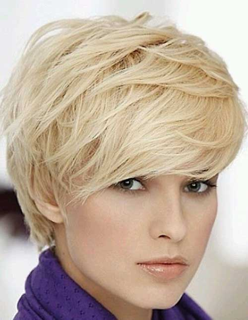 Wonderful Best Short Layered Hairstyles for Women