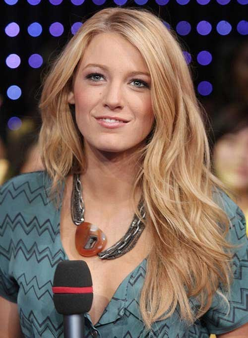 Blake Lively Hair Cuts