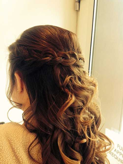 Best Braided Down Hairstyles for Girls